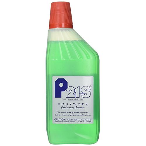 p21s bodywork shampoo premium auto care