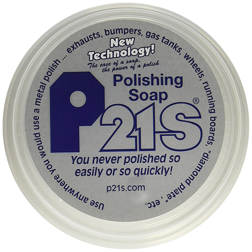 p21s polishing soap premium auto care product
